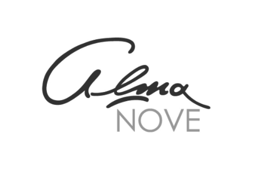 Alma nove logo