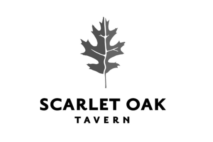 Scarlet Oak tavern logo