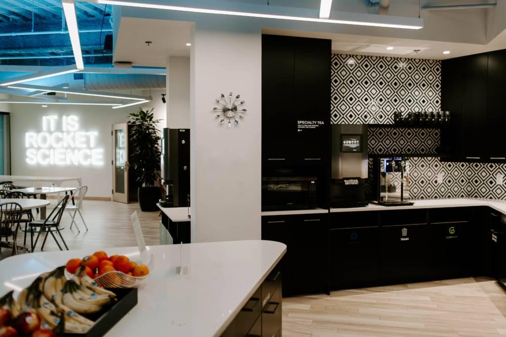 Office at Cambridge Innovation Center